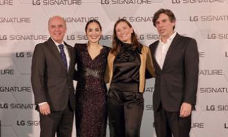 Dreams, la primera exposición fotográfica de Tamara Falcó y LG Signature