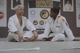 María Bernabéu, referente en el judo español