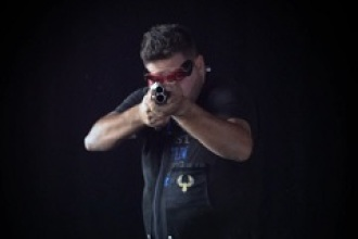 Alberto Fernández, el tirador con la mejor puntería de España