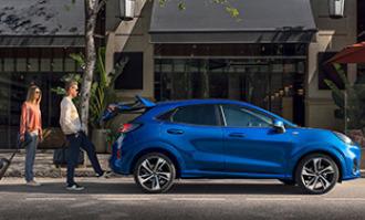 Ford Puma, un SUV cargado de tecnología y de soluciones únicas en su segmento