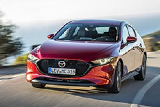 Mazda, doble nominación a los Oscar de la automoción