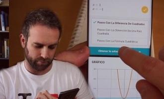 El 'truco' de Santi Gª Cremades para resolver dudas matemáticas