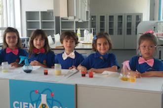 Espinosa de los Monteros: niños y ciencia rural contra la COVID-19