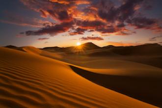Los desiertos, el ecosistema que equilibra el planeta