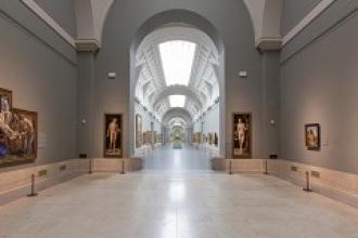 Un reencuentro en el Museo del Prado