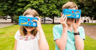 Talleres de realidad virtual para niños tutelados en Madrid