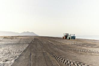 Desinfección de playas: acabar con el virus sin dañar el ecosistema