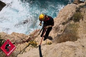 Consejos para situaciones de emergencias en costas y playas del consorcio de bomberos de la provincia de Alicante
