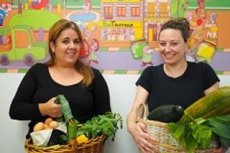 Una cocina sin fuegos en una 'casa de comidas' saludables