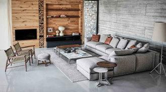 2020 Indoor Collection, la elegancia relajada de Flexform