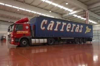 Carreras relanza su transitaria como Carreras Forwarders