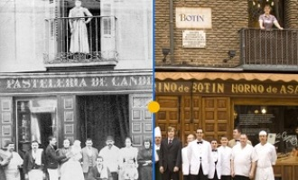 Restaurantes castizos, entre la tradición y la digitalización