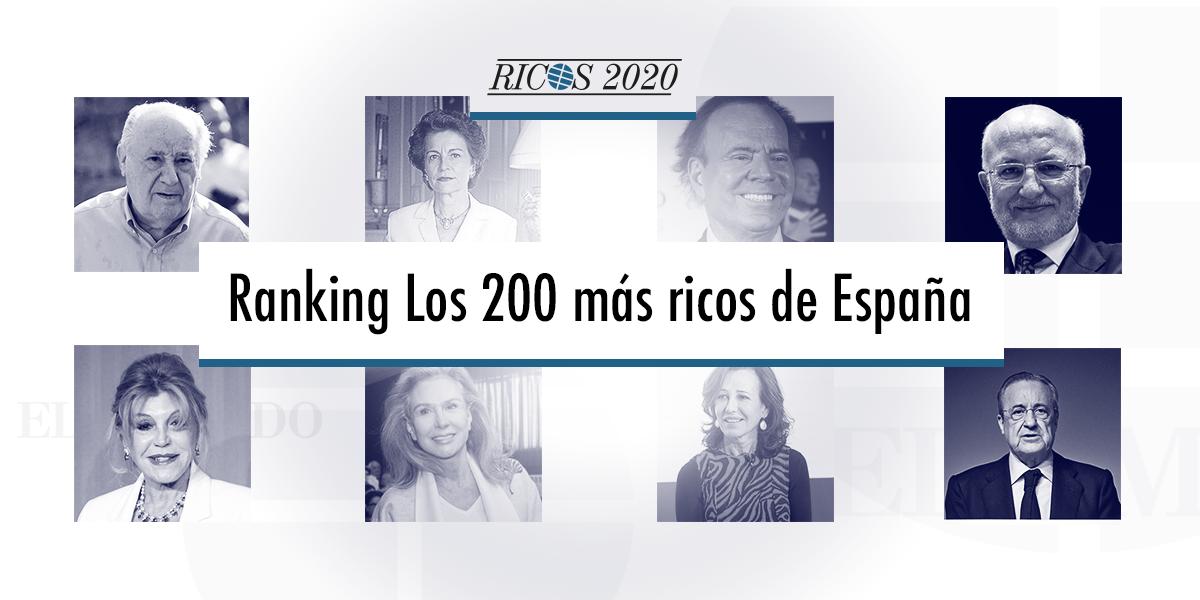 Los más ricos de España