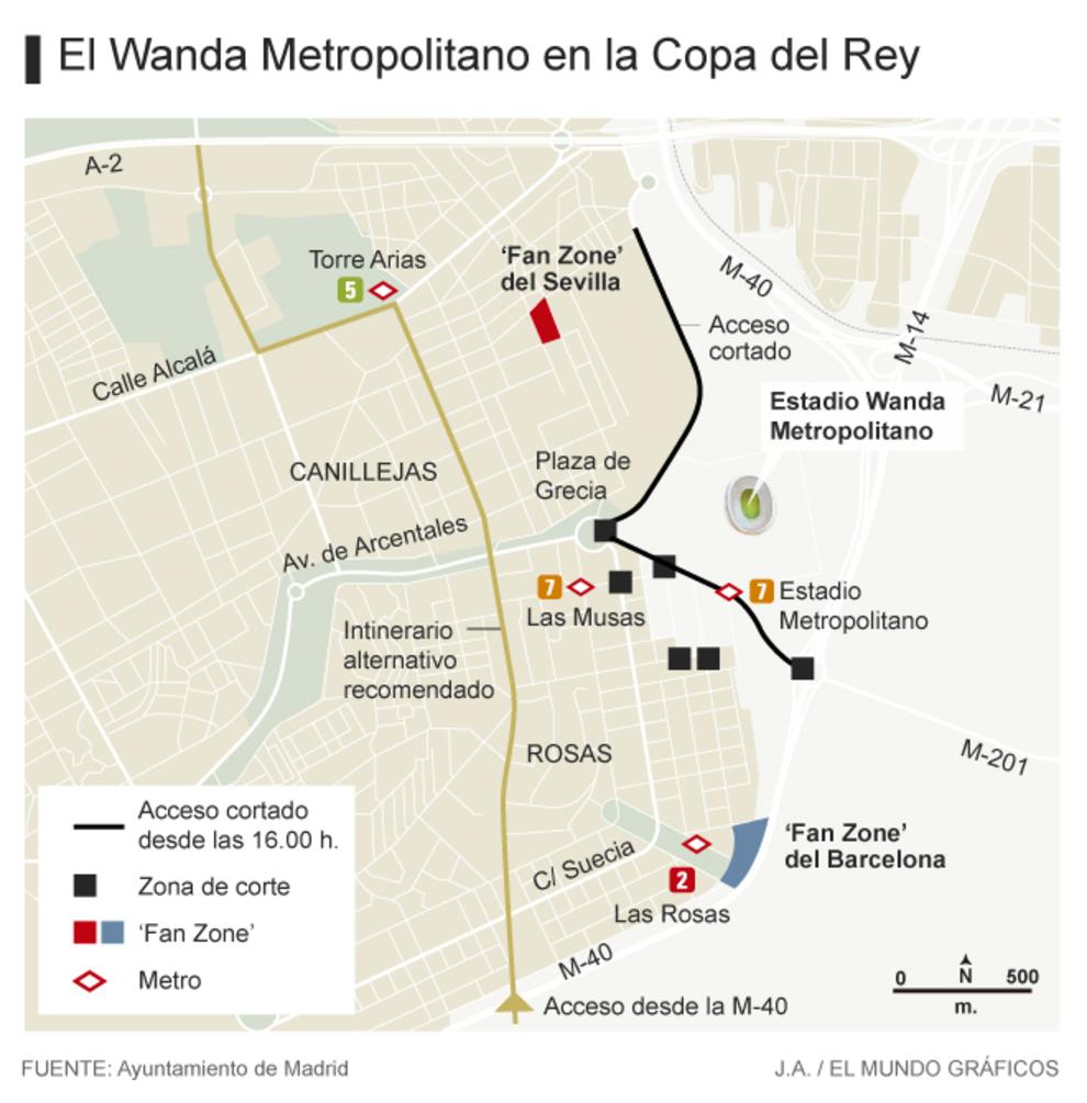 Copa del Rey Wanda 2018