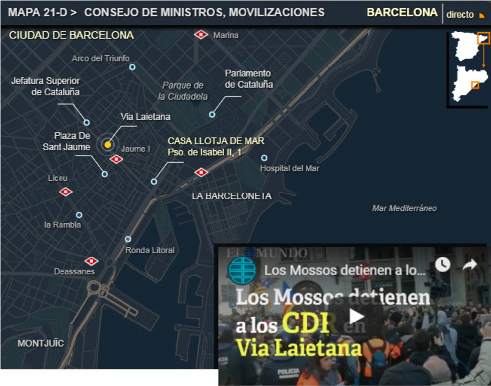 21D Consejo de Ministros (mapa interactivo)