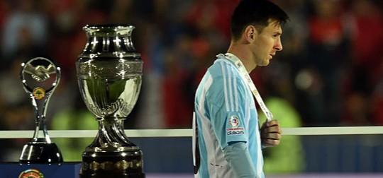 MESSI ES GAFE PARA ARGENTINA