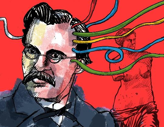 Martillazos de Nietzsche   Biblioteca en Llamas   Blogs   elmundo.es