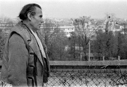 Louis-Ferdinand Céline, en 1955.