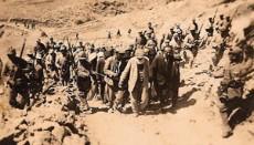 Deportación durante la masacre de Dersim. Foto: del filme Kara Vagon.