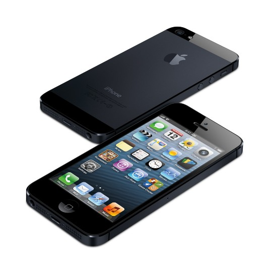 El nuevo iPhone de Apple.