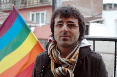 Halil Dincdag, árbitro gay. Foto: Ilya U. Topper