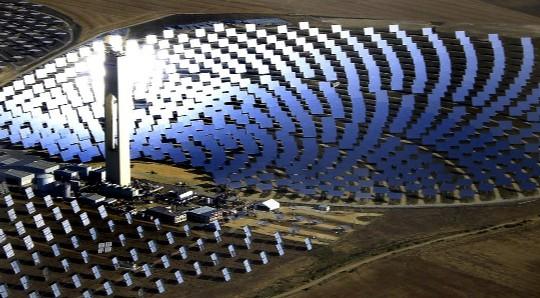 Por qué la energía solar es la solución al cambio climático