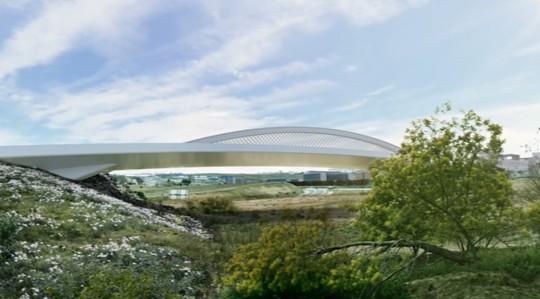El puente que dará el impulso definitivo a Valdebebas | EL MUNDO