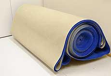 La alfombra azul.|PE
