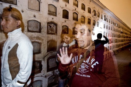 Cementerio Maestro Presbítero
