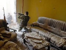 Guerra en Siria