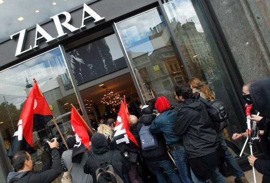 Ataque a Zara