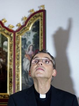 Obispo de Limburg, Franz-Peter Tebartz -van Elst