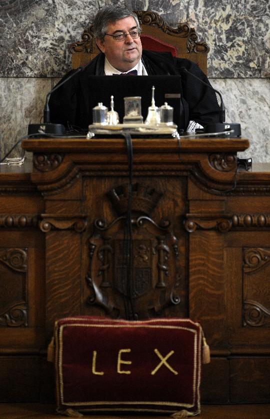 Juez Juan Luis Pia