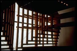 Interior del pabellón. / Philip Jodidio / Moleskine Arquitectónico