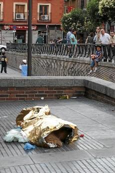 Chica asesinada en 2006 (foto: Javi Martínez)