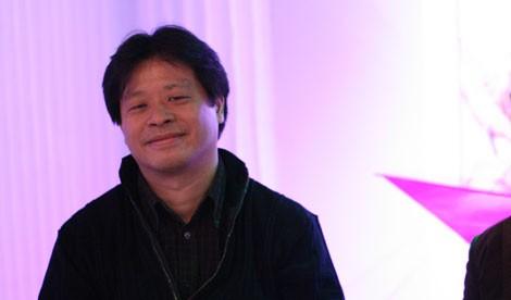 Yoshinori Kitasi presentaba Final Fantasy XIII hoy en Madrid.