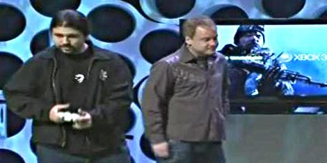 Presentación de Modern Warfare 2 por Jason West y Vince Zampella en el pasado E3 2009.