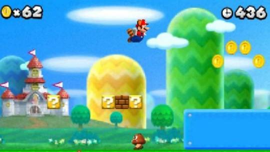 Un Super Mario Clasico Para La Consola De Las 3d El Mundo Player