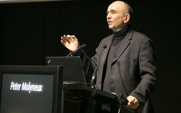 Peter Molyeux