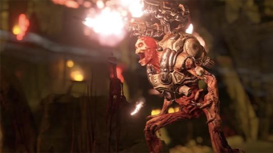 Doom vuelve en 2016