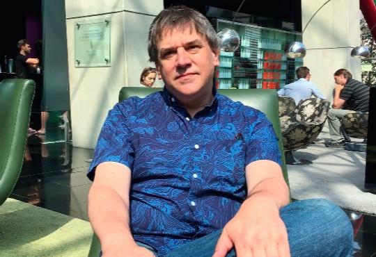 Ron Gilbert en Gamelab 2016