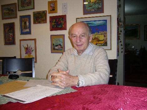 El superviviente del Holocausto explica sus dram¿ticas vivencias (Sal Emergui)