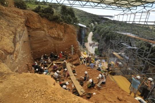 Cueva de Atapuerca