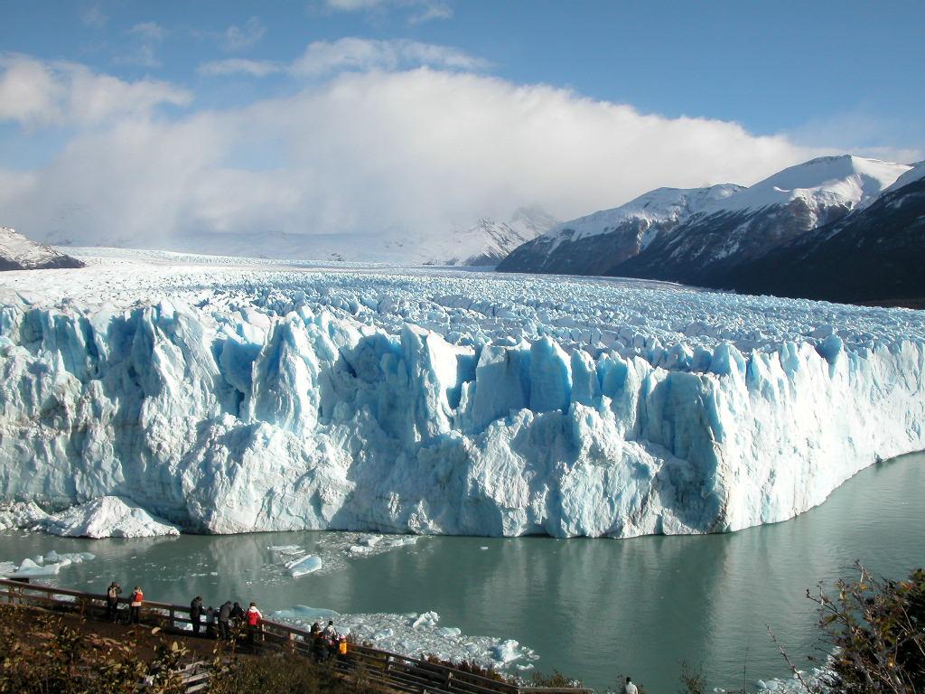 Se aprobó la ley que protege a los glaciares