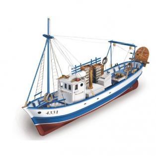 Maqueta Mare Nostrum + set de iniciación al modelismo naval