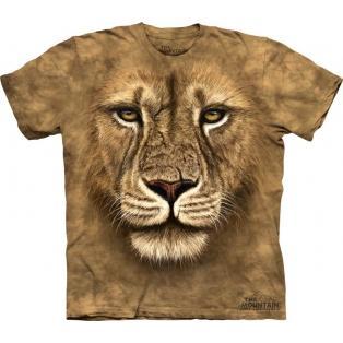 Camiseta Leon 3D