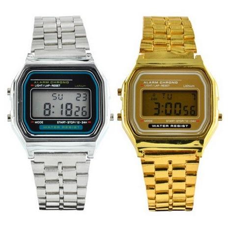 2 Relojes retro