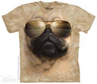 Camiseta Carlino Aviador 3D