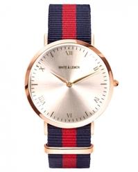 reloj_nylon_gold_white_rome