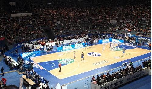 Entradas Real Madrid Baloncesto